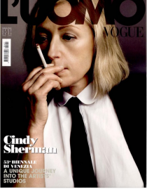 cindy sherman l'uomo