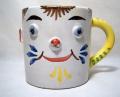 mug face