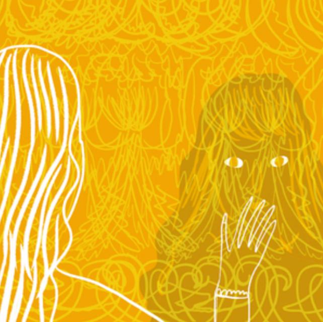 yellow wallpaper 1